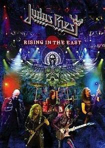 Judas Priest - Rising In The East - Poster / Capa / Cartaz - Oficial 1