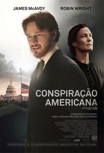 Conspiração Americana - Poster / Capa / Cartaz - Oficial 3