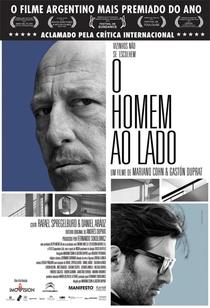 O Homem ao Lado - Poster / Capa / Cartaz - Oficial 1