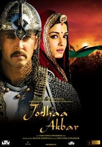 Jodhaa Akbar - Poster / Capa / Cartaz - Oficial 2