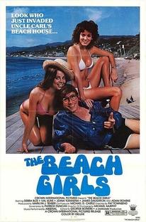 Garotas da Praia - Poster / Capa / Cartaz - Oficial 1
