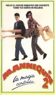 Manequim - A Magia do Amor - Poster / Capa / Cartaz - Oficial 4
