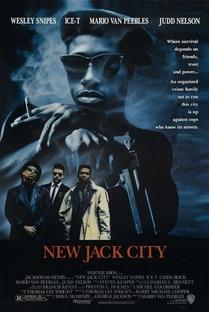 New Jack City: A Gangue Brutal - Poster / Capa / Cartaz - Oficial 3