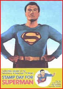 Stamp Day for Superman - Poster / Capa / Cartaz - Oficial 2
