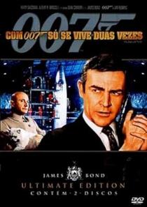 Com 007 Só Se Vive Duas Vezes - Poster / Capa / Cartaz - Oficial 3