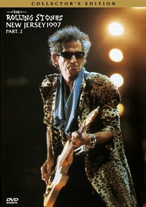 Rolling Stones - New Jersey 1997 (2nd Show) - Poster / Capa / Cartaz - Oficial 1