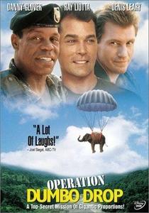 Operação Dumbo - Poster / Capa / Cartaz - Oficial 3