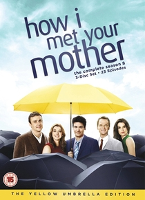 How I Met Your Mother (8ª Temporada) - Poster / Capa / Cartaz - Oficial 3