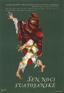 A Midsummer Night's Dream - Poster / Capa / Cartaz - Oficial 2