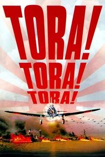 Tora! Tora! Tora! - Poster / Capa / Cartaz - Oficial 8