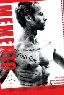 Amnésia - Poster / Capa / Cartaz - Oficial 3