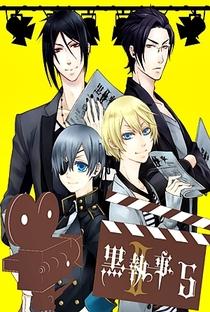 Kuroshitsuji (2ª Temporada) - Poster / Capa / Cartaz - Oficial 19