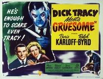 Dick Tracy Contra o Monstro - Poster / Capa / Cartaz - Oficial 4