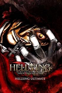 Hellsing Ultimate - Poster / Capa / Cartaz - Oficial 2