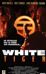 Tigre Branco - Poster / Capa / Cartaz - Oficial 4