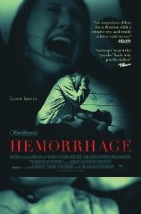 Hemorrhage - Poster / Capa / Cartaz - Oficial 1