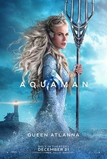 Aquaman - Poster / Capa / Cartaz - Oficial 13