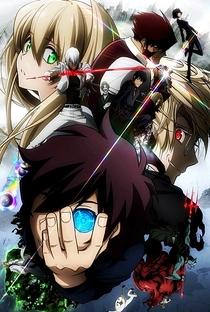 Kekkai Sensen - Poster / Capa / Cartaz - Oficial 2