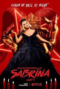 O Mundo Sombrio de Sabrina (Parte 3) - Poster / Capa / Cartaz - Oficial 2