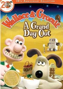 Wallace & Gromit: O Dia de Folga - Poster / Capa / Cartaz - Oficial 1