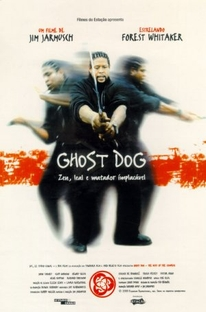 Ghost Dog: Matador Implacável - Poster / Capa / Cartaz - Oficial 2