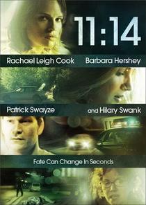 11:14 - Poster / Capa / Cartaz - Oficial 1