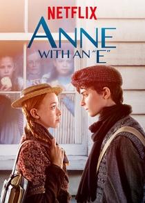 Anne com um E (1ª Temporada) - Poster / Capa / Cartaz - Oficial 2