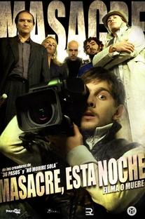 Massacre Esta Noite - Poster / Capa / Cartaz - Oficial 1