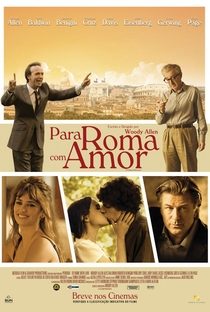 Para Roma Com Amor - Poster / Capa / Cartaz - Oficial 5