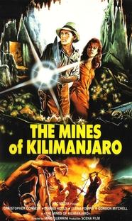 As Minas de Kilimanjaro - Poster / Capa / Cartaz - Oficial 1