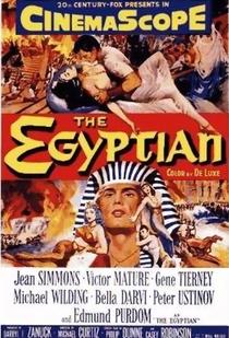 O Egípcio - Poster / Capa / Cartaz - Oficial 1