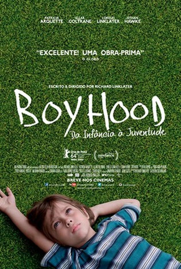 Fator Pipoca: Boyhood - Da Infância à Juventude