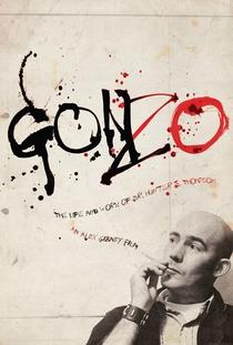 Gonzo: Um Delírio Americano - Poster / Capa / Cartaz - Oficial 1