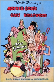 Mother Goose Goes Hollywood - Poster / Capa / Cartaz - Oficial 1