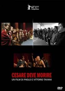 César Deve Morrer - Poster / Capa / Cartaz - Oficial 6