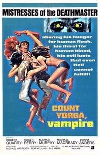 Conde Yorga, Vampiro - Poster / Capa / Cartaz - Oficial 2