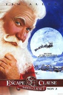 Meu Papai é Noel 3 - Poster / Capa / Cartaz - Oficial 2