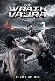 A Fúria de Vajra - Poster / Capa / Cartaz - Oficial 1