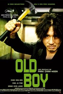 Oldboy - Poster / Capa / Cartaz - Oficial 12