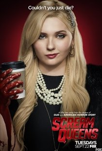 Scream Queens (1ª Temporada) - Poster / Capa / Cartaz - Oficial 11