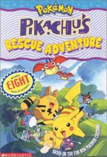 Pikachu ao Resgate - Poster / Capa / Cartaz - Oficial 1