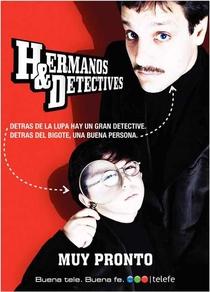 Irmãos e Detetives - Poster / Capa / Cartaz - Oficial 1