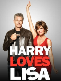 Harry Loves Lisa - Poster / Capa / Cartaz - Oficial 1