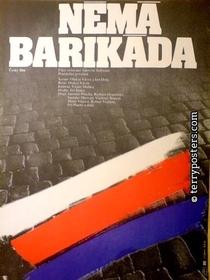 Barricada Silenciosa - Poster / Capa / Cartaz - Oficial 1