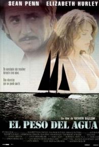 O Peso da Água - Poster / Capa / Cartaz - Oficial 2