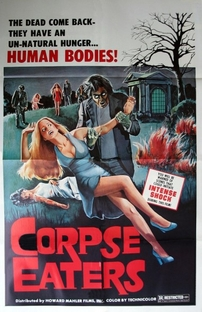 Corpse Eaters - Poster / Capa / Cartaz - Oficial 1