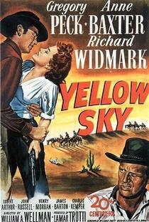 Céu Amarelo - Poster / Capa / Cartaz - Oficial 1