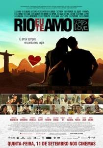 Rio, Eu te Amo - Poster / Capa / Cartaz - Oficial 2