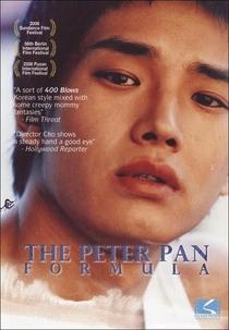 A Fórmula de Peter Pan - Poster / Capa / Cartaz - Oficial 3