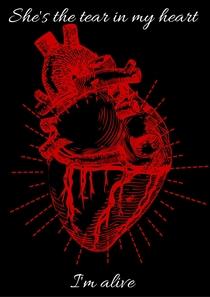Tear In My Heart - Poster / Capa / Cartaz - Oficial 1